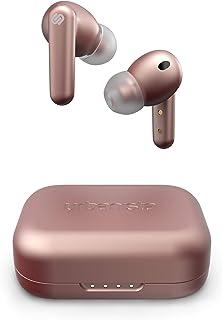 Urbanista London True trådlösa hörlurar hörlurar med aktiv brusreducering, 25 timmars speltid, beröringskontroller och 6 m...