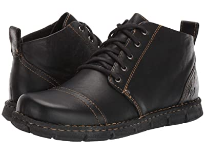 Born Boulder (Black Full Grain) Men