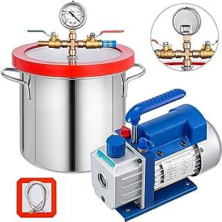 Mini Vakuumpumpe Instrumenten DC 12 V 5L min 120kpa Mikropumpe Unterdruck-Saugpumpen mit Halter zur Probenahme von Gasanalysen