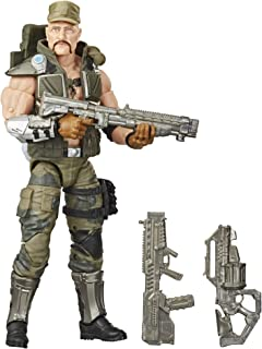 G.I. Joe Classified Series Gung Ho Action Figure 07 Collectible Premium Toy with Multiple Accessories 6-Inch Scale with Cu...