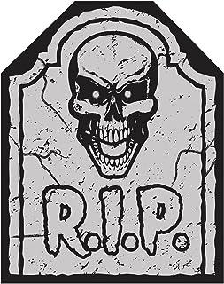 Forum Novelties Graveyard Skull Tomb Chair Cover