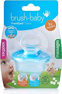 Brush-baby Front-ease Teether Blue