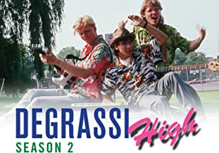 Degrassi High Season 2