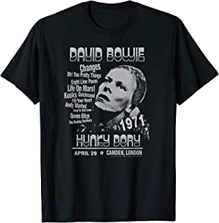 David Bowie - Hunky Dory T-Shirt