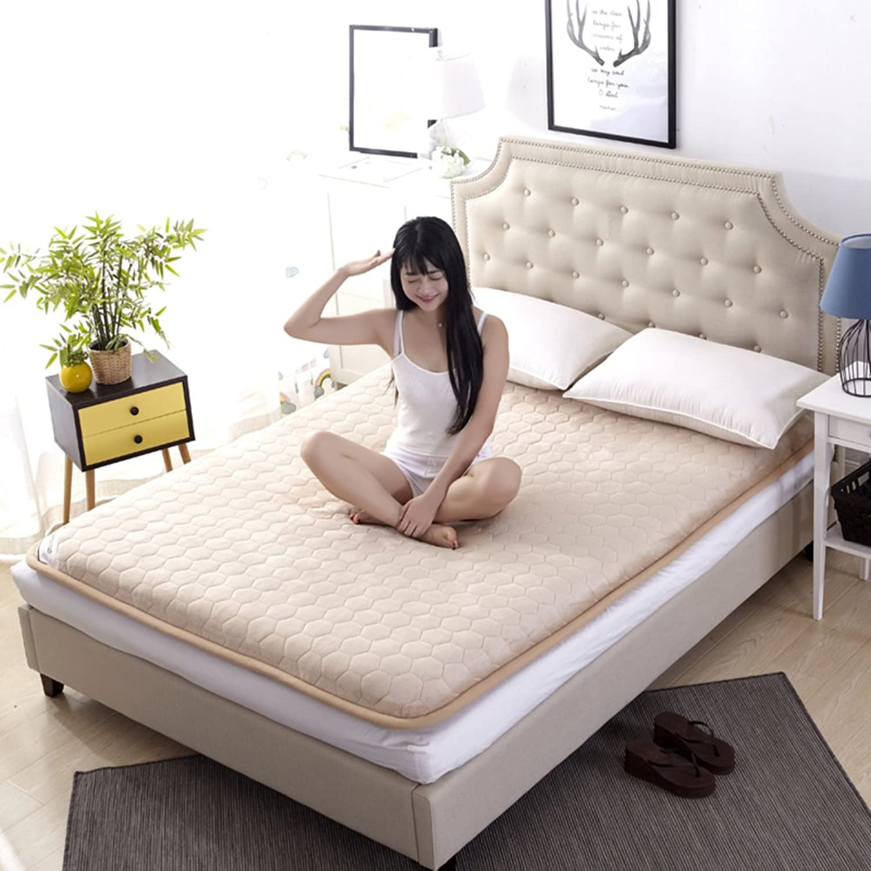 Folding Floor Sleep Tatami Mattress Mattress with Four Seasons,Single Double Student Dormitory Home Mattress-c 120x190cm(47x75inch)