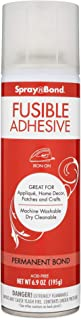 Therm O Web SpraynBond Fusible Adhesive Spray, 6.9 OZ (195 g)