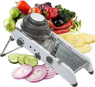 Mandoline Slicer Manual Stainless Steel Blade Adjustable Vegetable Onion Potato Slicer Food Kitchen Tools by Vinipiak