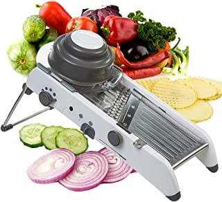 slicer with built in blades