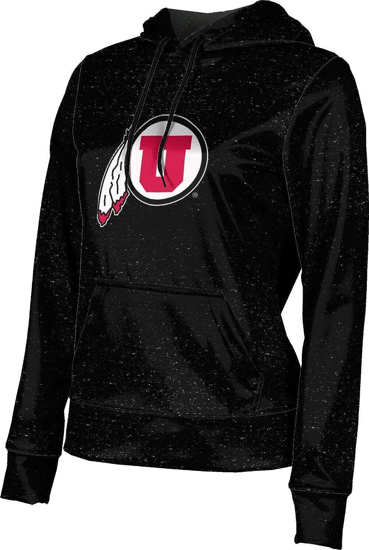 ProSphere University of Utah Girls' Pullover Hoodie, School Spirit Sweatshirt (Heather)