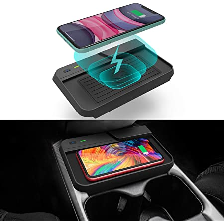 Wireless Charger for Nissan Altima 2019-2021 L34 Accessories Phone Wireless Charging Pad Mat fit for S SV Platinum VC-Turbo SR Edition One SR VC-Turbo Platinum SL