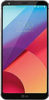 LG G6, VS988 32GB Black - Verizon Wireless (Renewed)