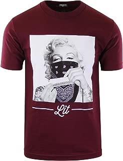 The Original Hollywood Blonde Bombshell Shirts Sex Icon Diva Tee
