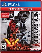 PS4 METAL GEAR SOLID V: THE DEFINITIVE EXPERIENCE (US)