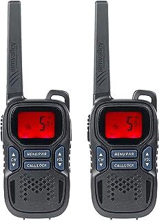 simvalley communications Funkgeräte: 2er-Set Profi-Walkie-T