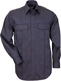 5.11 Tactical Mens Station Non-NFPA Class A Shirt, Triple Stitched Construction, Style 46123