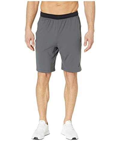 adidas 4KRFT Sport Ultimate 9 Knit Shorts (Grey Six) Men