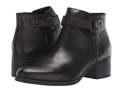 Naturalizer Drewe (Black Leather) Women