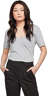 G-STAR RAW Dames Shirt Core Ovvela Short Sleeve