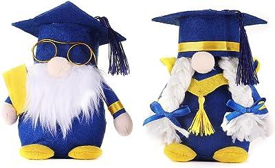 Class of 2021 Graduation Gnome Decorations, Graduation Gnomes Plush Table Ornaments Gift for 2021 Graduation Party Decorations Supplies