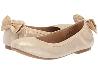 Sam Edelman Kids Felicia Esmerelda (Little Kid/Big Kid) (Gold) Girls Shoes