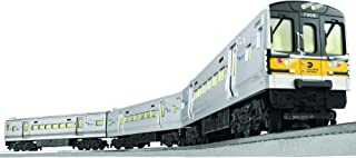 Lionel MTA Long Island Railroad M7 Electric O Gauge Model Train Set w/ Remote and Bluetooth Capability