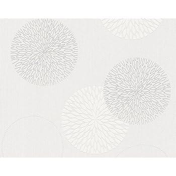 10 M Am/élioration de Lhabitation Haut De Gamme De Luxe 3D Vague Flocage Papier Peint Rouleaux Pour Salon Rev/êtement Mural D/écor 7 Couleurs
