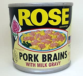 Rose Pork Brains Sampler - Two (2) 5 Ounce Cans
