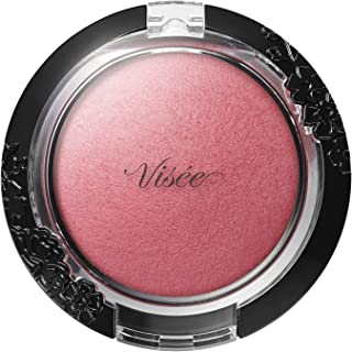 KOSE Visee Richer Foggy on Cheeks 4g PK800 (Coral Pink)