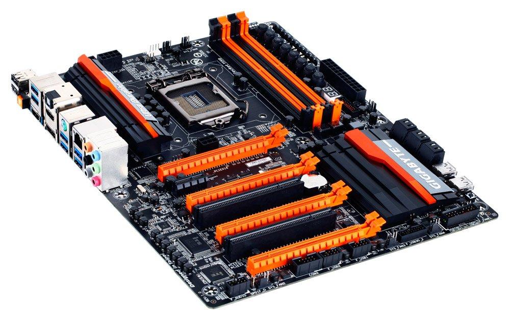 Gigabyte GA-Z87X-OC - Placa Base (Socket Intel LGA1150, 4 x DDR3 DIMM hasta 32 GB, 6 x SATA, 10 x USB, Audio HD 7.1): Amazon.es: Informática