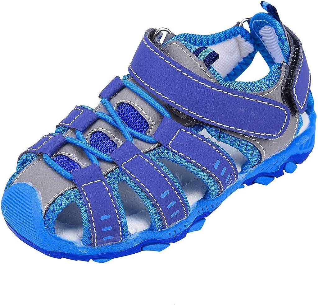 Boys Girls Sandals Closed-Toe Outdoor Sp Athletic Under Atlanta Mall blast sales Hiking Walking