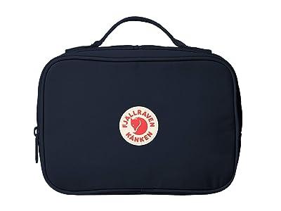 Fjallraven Kanken Toiletry Bag (Navy) Toiletries Case
