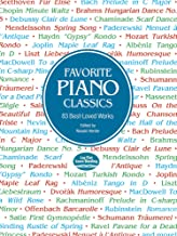 Favorite Piano Classics (Dover Music for Piano)