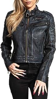 Affliction Women`s Lethal Attack Jacket