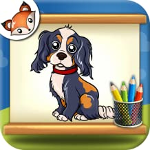 How to Draw Dogs Step by Step Drawing App