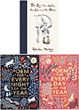 The Boy The Mole The Fox and The Horse, A Poem for Every Night of the Year, A Poem for Every Day of the Year 3 Books Collection Set