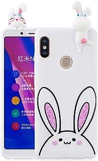 4fafe47fe37 HopMore Funda para Xiaomi Redmi Note 5 (Note 5 Pro) Silicona Dibujo 3D  Divertidas