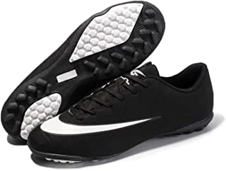 matte black soccer cleats