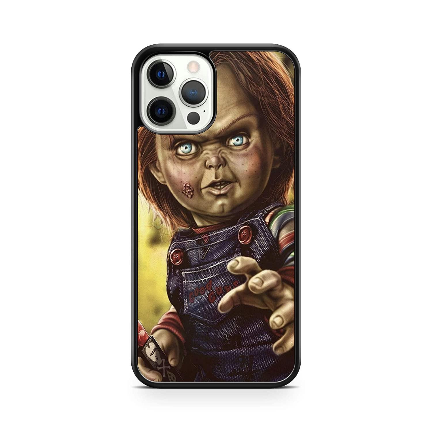 Inspired by Chucky Doll Now free shipping Case for iPhone 12 Max Mini Pro Indianapolis Mall 11 Pr