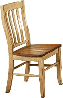 Winners Only, Inc. Quails Run 19 in. Rake Back Side Chair - Set of 2
