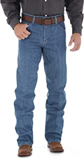 Wrangler Men's Big and Tall 20x No. 23 Relaxed Fit Jean