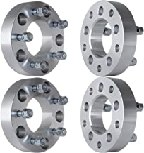 ECCPP 5x5.5 to 5x5 Wheel Spacers Adapters 1.5