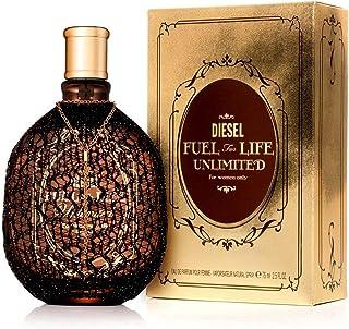 Fuel For Life Unlimited by Diesel for Women Eau de Toilette 50ml