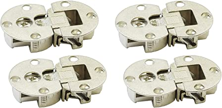 herramienta para carpinter/ía Qianqian56 40 mm Gu/ía de perforaci/ón para agujeros de bisagra de 35 mm
