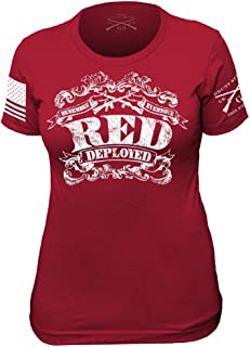 The RED Shirt II Ladies T-Shirt