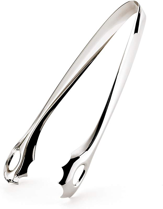 Browne Co Cuisipro 7 Inch Ice Tongs