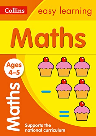 Maths Ages 4-5: New Edition (Collins Easy Learning Preschool)