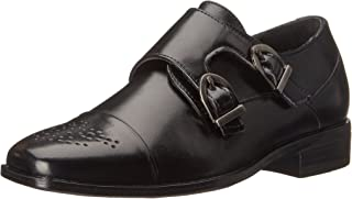 Stacy Adams Trevor Double Buckle Slip On