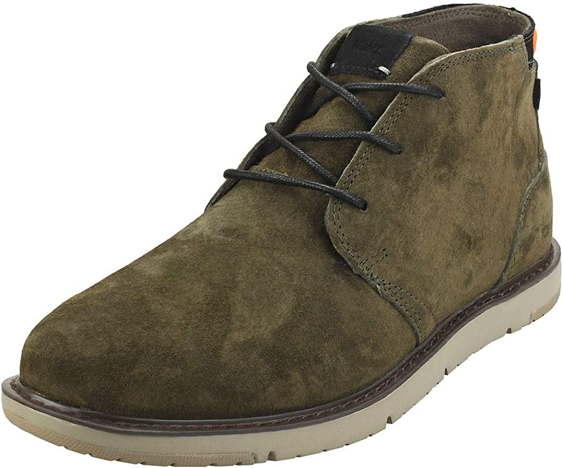 TOMS Wholesale - Mens Boots Tampa Mall Navi