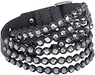 SWAROVSKI Crystal Power Collection Bracelet in Gray
