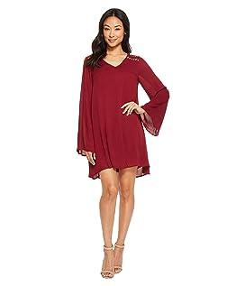 Riley Bell Sleeve Dress